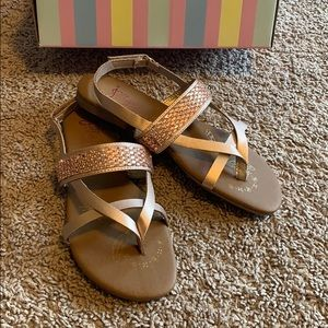 Jelly pop sandals NEW